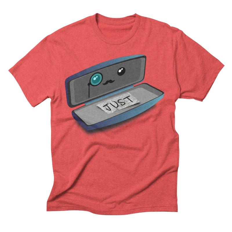 Just in case Men's Triblend T-Shirt by ZuniReds's Artist Shop