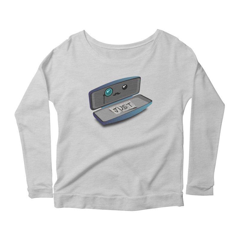 Just in case Women's Longsleeve T-Shirt by ZuniReds's Artist Shop