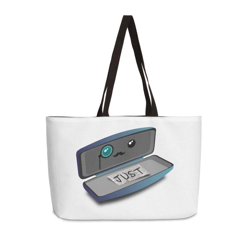 Just in case Accessories Weekender Bag Bag by ZuniReds's Artist Shop