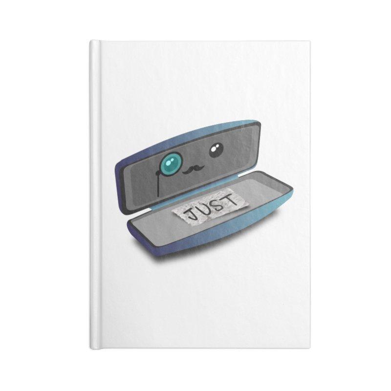 Just in case Accessories Notebook by ZuniReds's Artist Shop