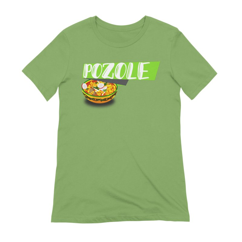 Pozzzole Women's Extra Soft T-Shirt by ZuniReds's Artist Shop