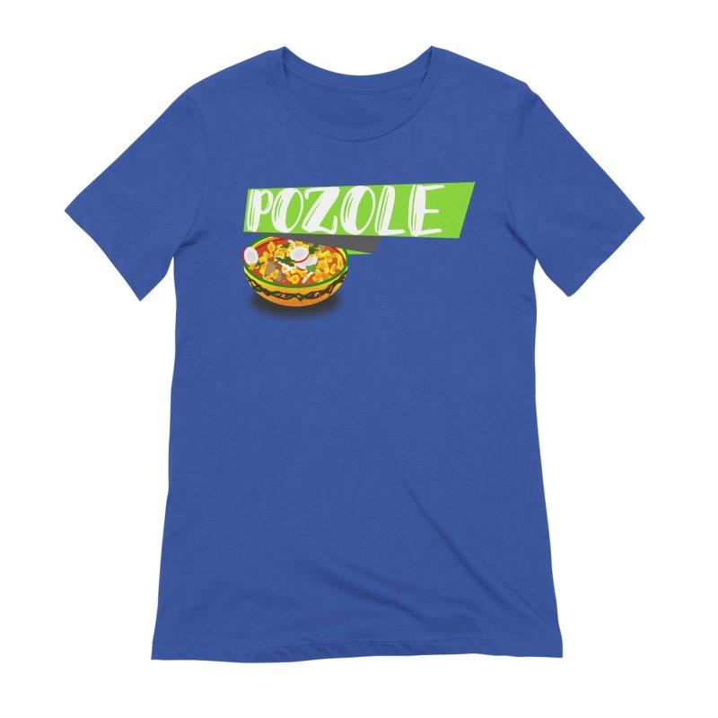 Pozzzole Women's T-Shirt by ZuniReds's Artist Shop