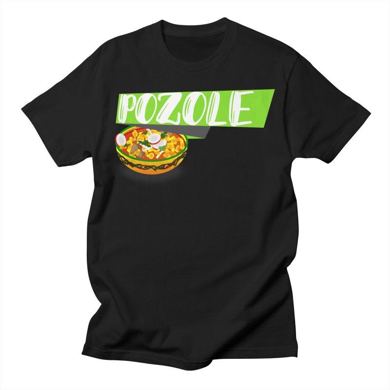 Pozzzole Men's T-Shirt by ZuniReds's Artist Shop