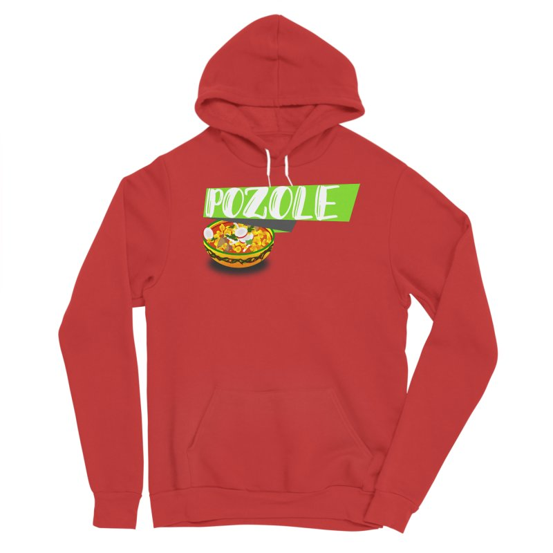 Pozzzole Women's Pullover Hoody by ZuniReds's Artist Shop