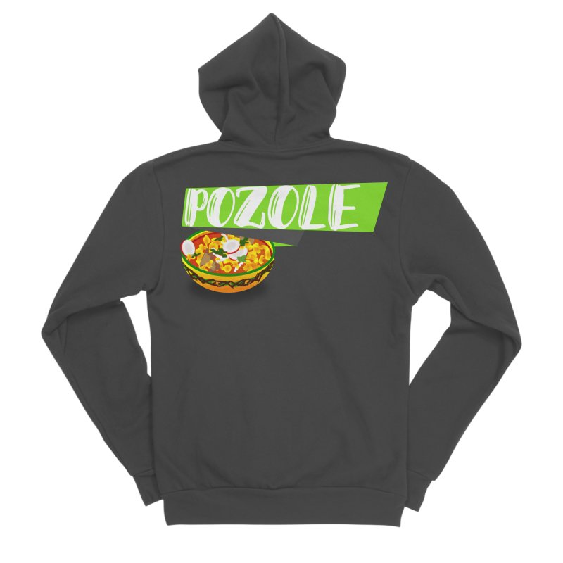 Pozzzole Women's Zip-Up Hoody by ZuniReds's Artist Shop
