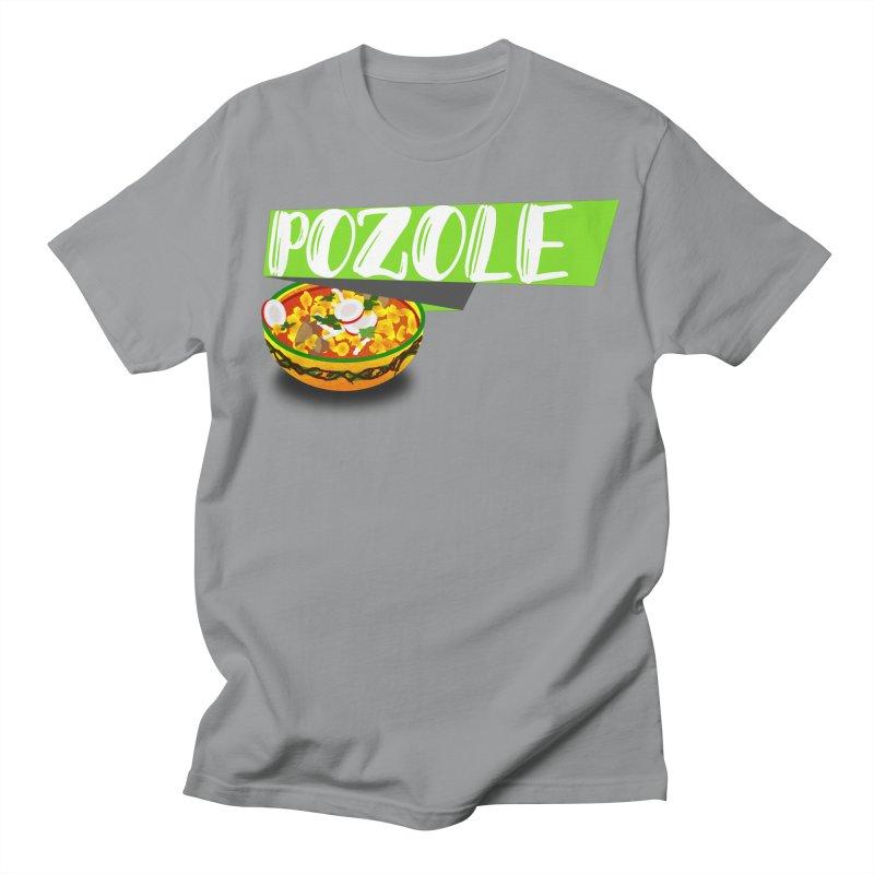 Pozzzole Men's Regular T-Shirt by ZuniReds's Artist Shop