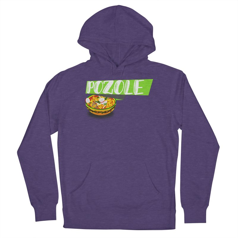 Pozzzole Men's Pullover Hoody by ZuniReds's Artist Shop