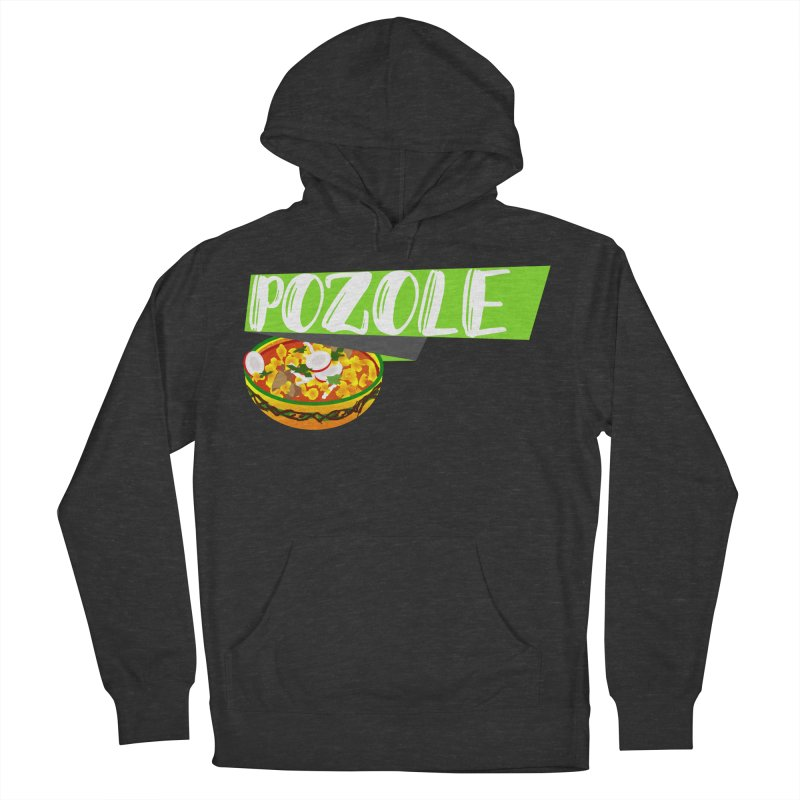 Pozzzole Men's French Terry Pullover Hoody by ZuniReds's Artist Shop