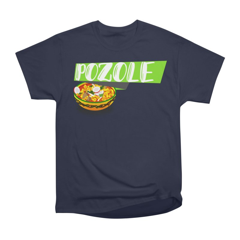 Pozzzole Men's Heavyweight T-Shirt by ZuniReds's Artist Shop