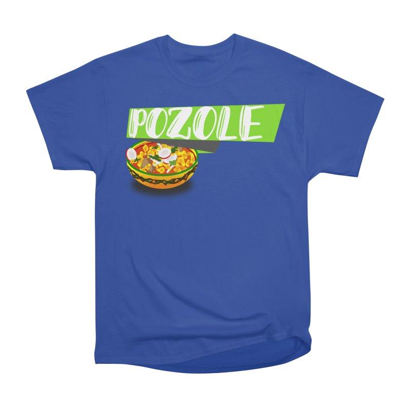 Pozzzole Men's Heavyweight T-Shirt by ZuniReds's Artist Shop