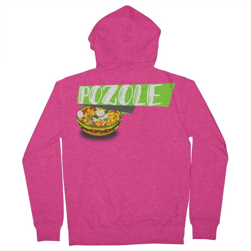 Pozzzole Women's Zip-Up Hoody by ZuniReds's Artist Shop