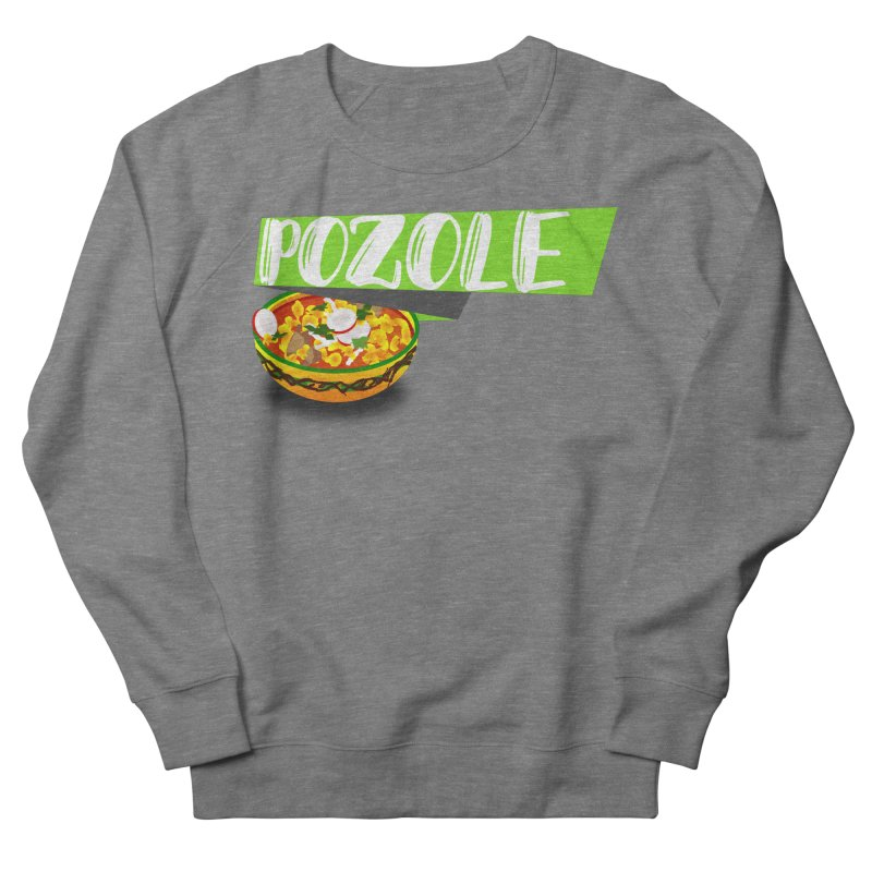 Pozzzole Men's Sweatshirt by ZuniReds's Artist Shop