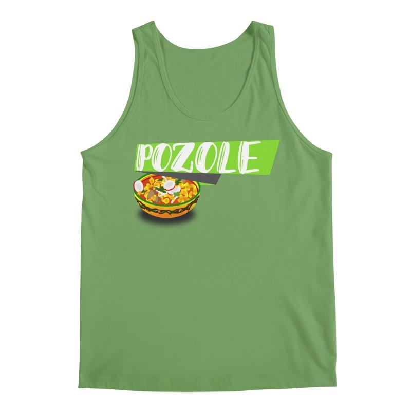 Pozzzole Men's Tank by ZuniReds's Artist Shop