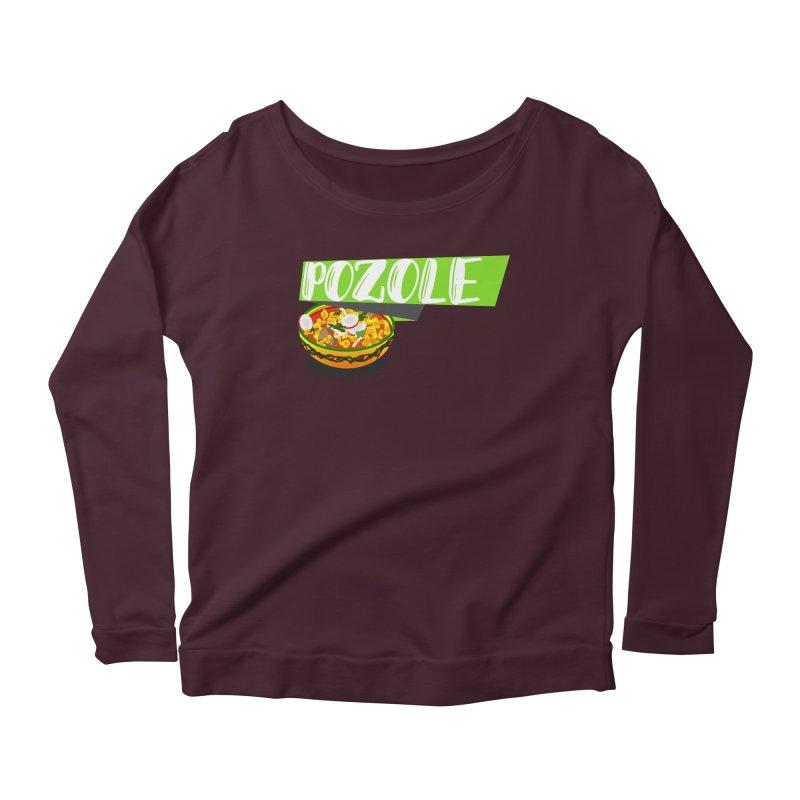 Pozzzole Women's Longsleeve T-Shirt by ZuniReds's Artist Shop