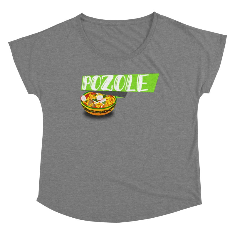 Pozzzole Women's Scoop Neck by ZuniReds's Artist Shop