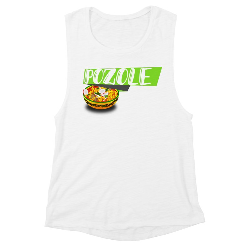 Pozzzole Women's Muscle Tank by ZuniReds's Artist Shop