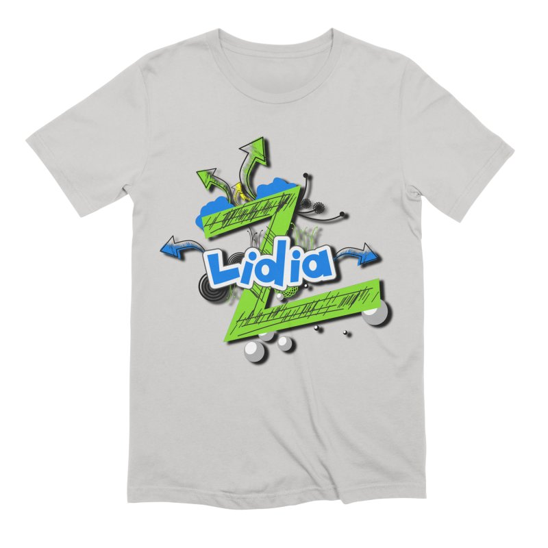 Lidia Men's Extra Soft T-Shirt by ZuniReds's Artist Shop