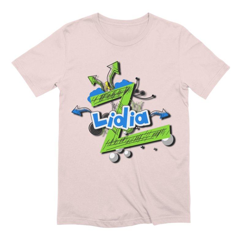 Lidia Men's Extra Soft T-Shirt by ZuniReds's Artist Shop