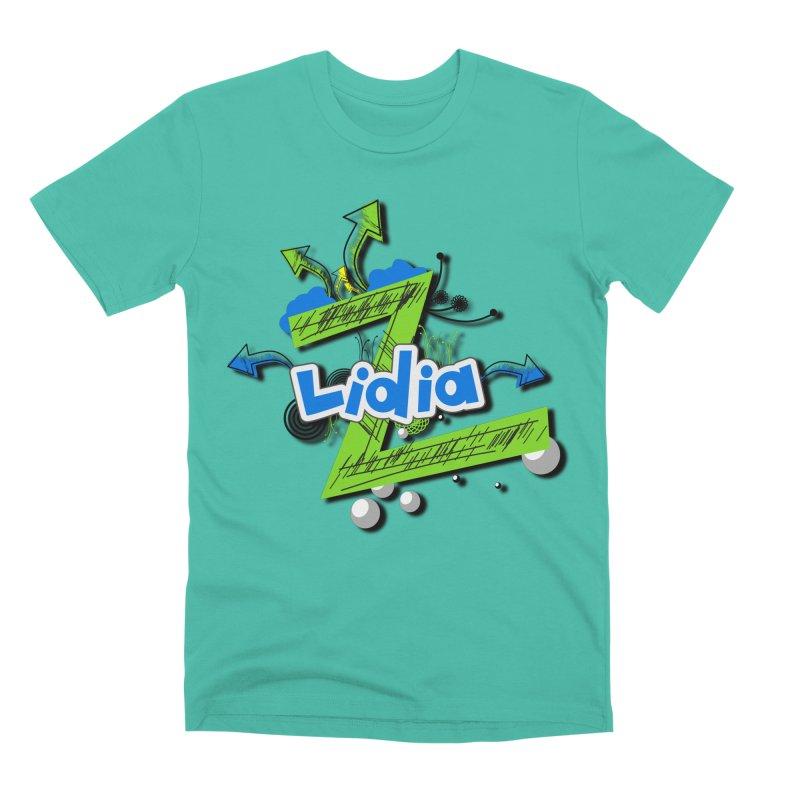 Lidia Men's Premium T-Shirt by ZuniReds's Artist Shop