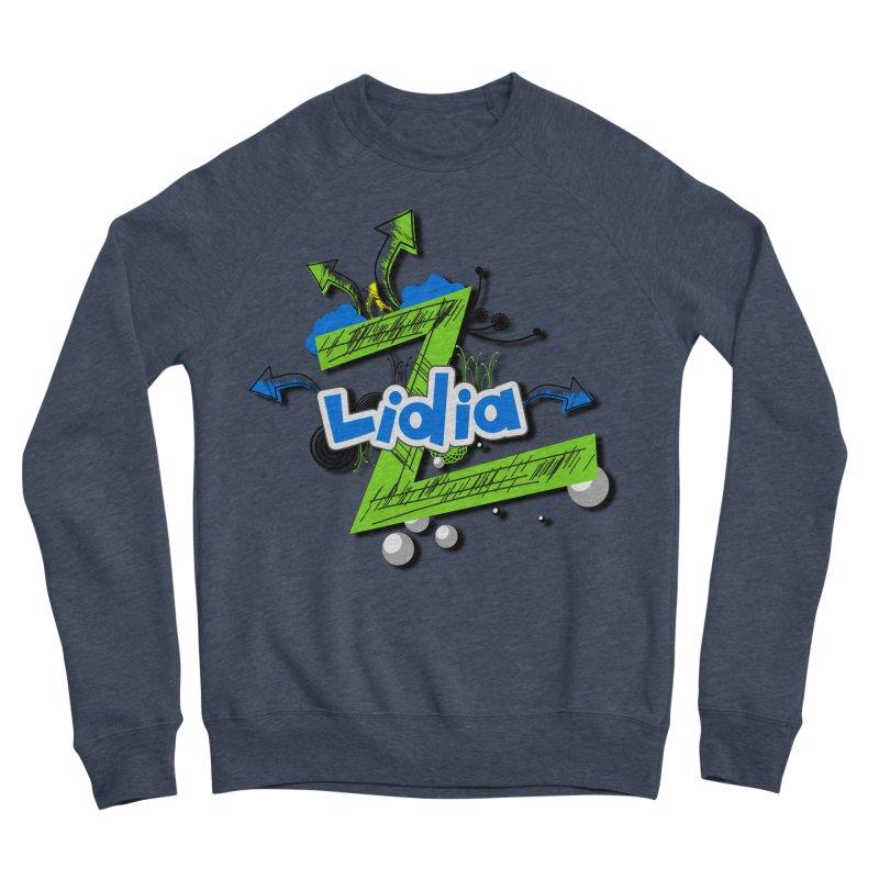 Lidia Women's Sponge Fleece Sweatshirt by ZuniReds's Artist Shop