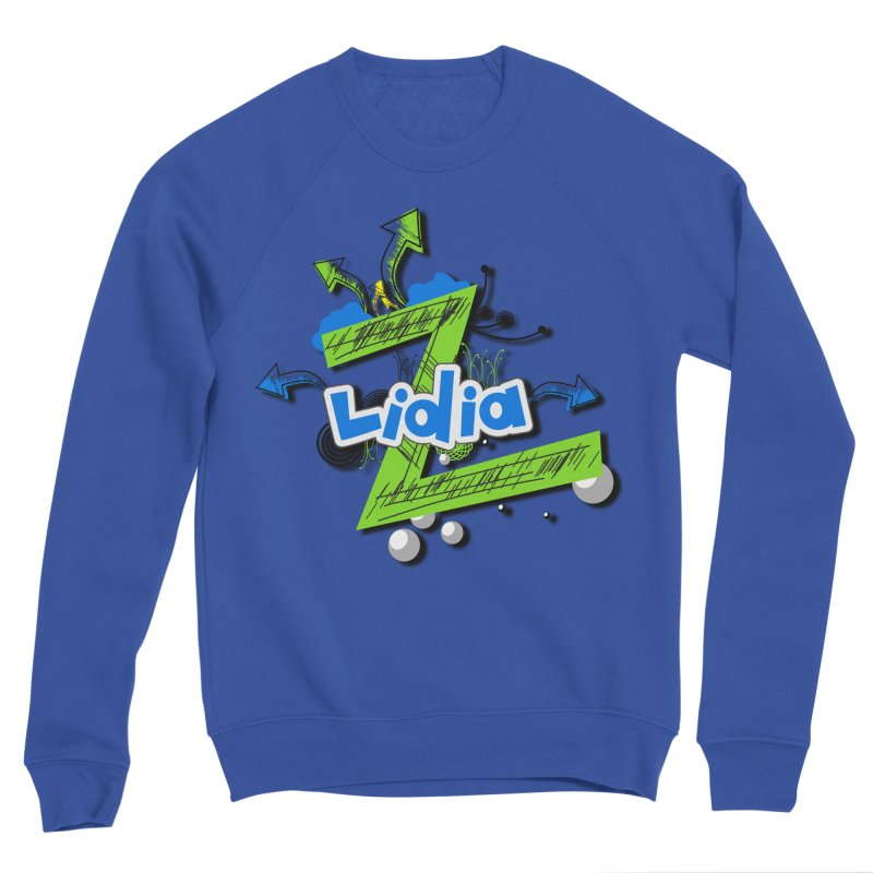 Lidia Men's Sweatshirt by ZuniReds's Artist Shop