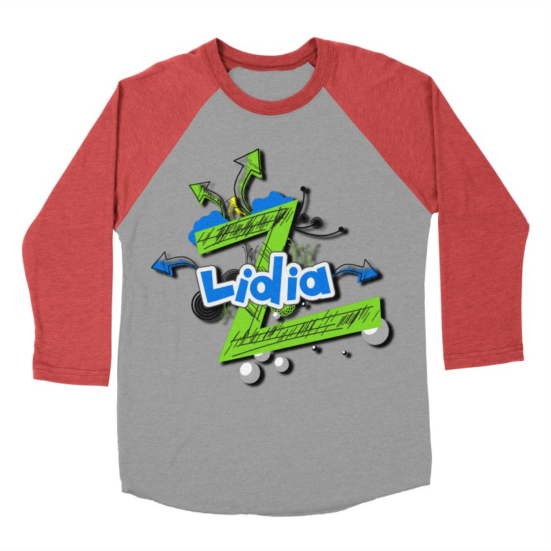 Lidia Men's Longsleeve T-Shirt by ZuniReds's Artist Shop