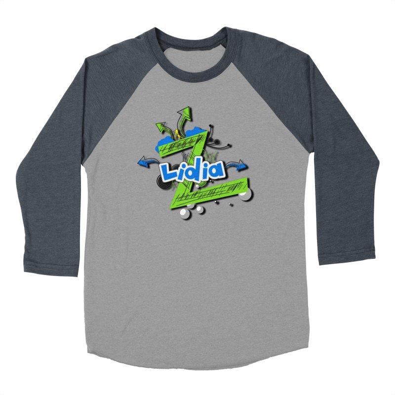 Lidia Women's Longsleeve T-Shirt by ZuniReds's Artist Shop