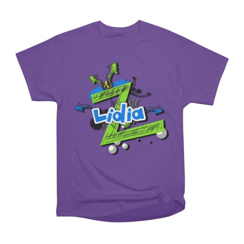Lidia Men's Heavyweight T-Shirt by ZuniReds's Artist Shop
