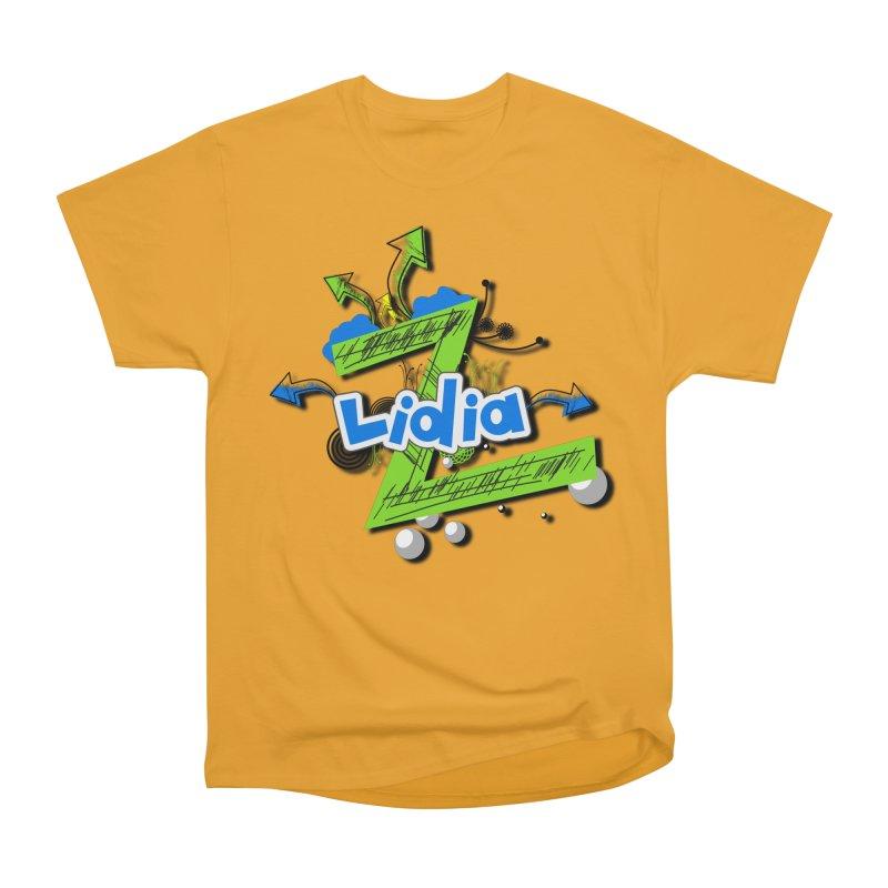 Lidia Men's T-Shirt by ZuniReds's Artist Shop