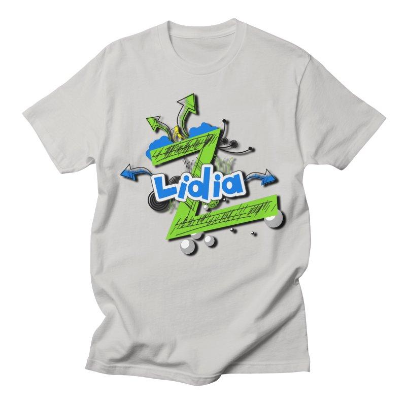 Lidia Women's Regular Unisex T-Shirt by ZuniReds's Artist Shop