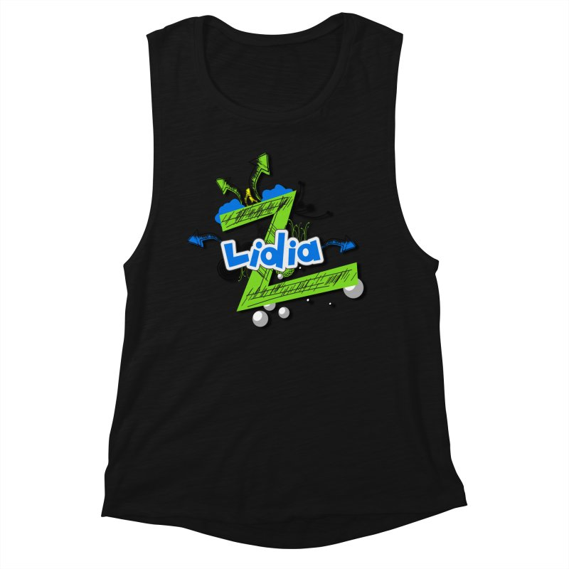 Lidia Women's Tank by ZuniReds's Artist Shop