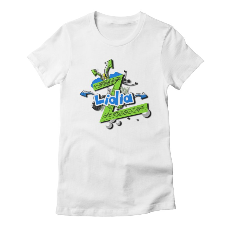 Lidia Women's T-Shirt by ZuniReds's Artist Shop