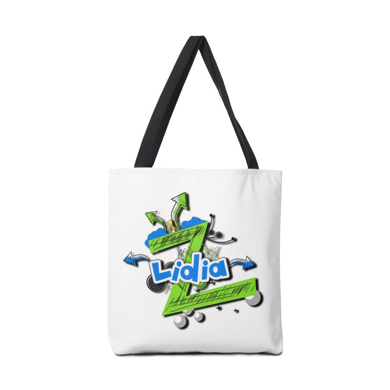 Lidia Accessories Tote Bag Bag by ZuniReds's Artist Shop