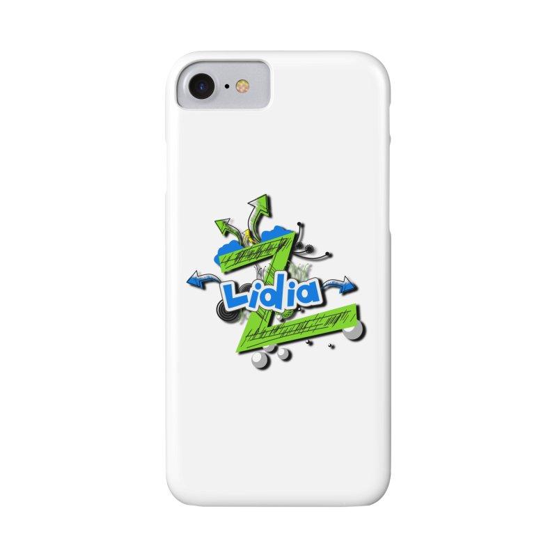 Lidia Accessories Phone Case by ZuniReds's Artist Shop
