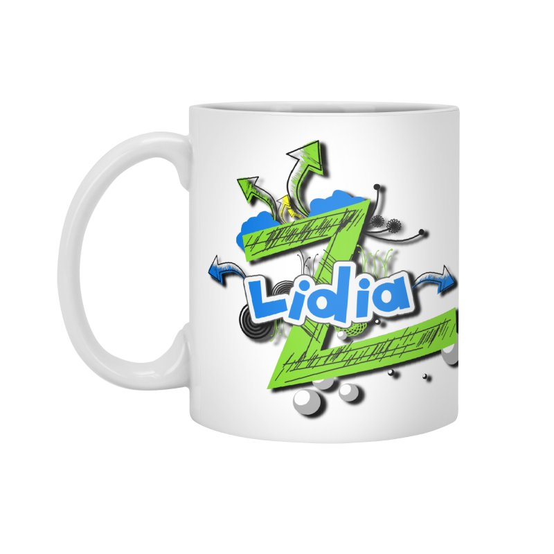 Lidia Accessories Mug by ZuniReds's Artist Shop