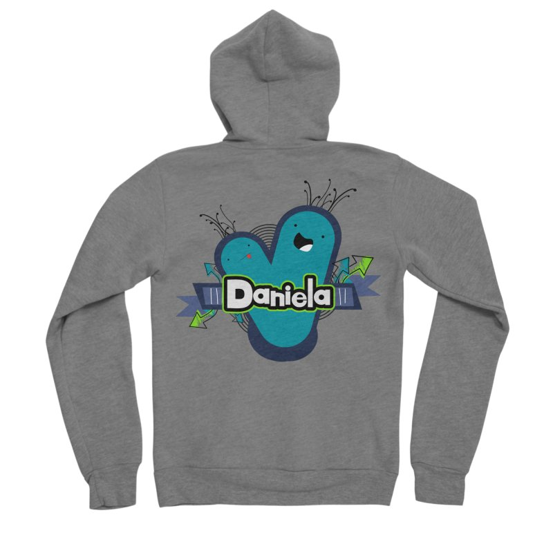 Daniela Women's Zip-Up Hoody by ZuniReds's Artist Shop