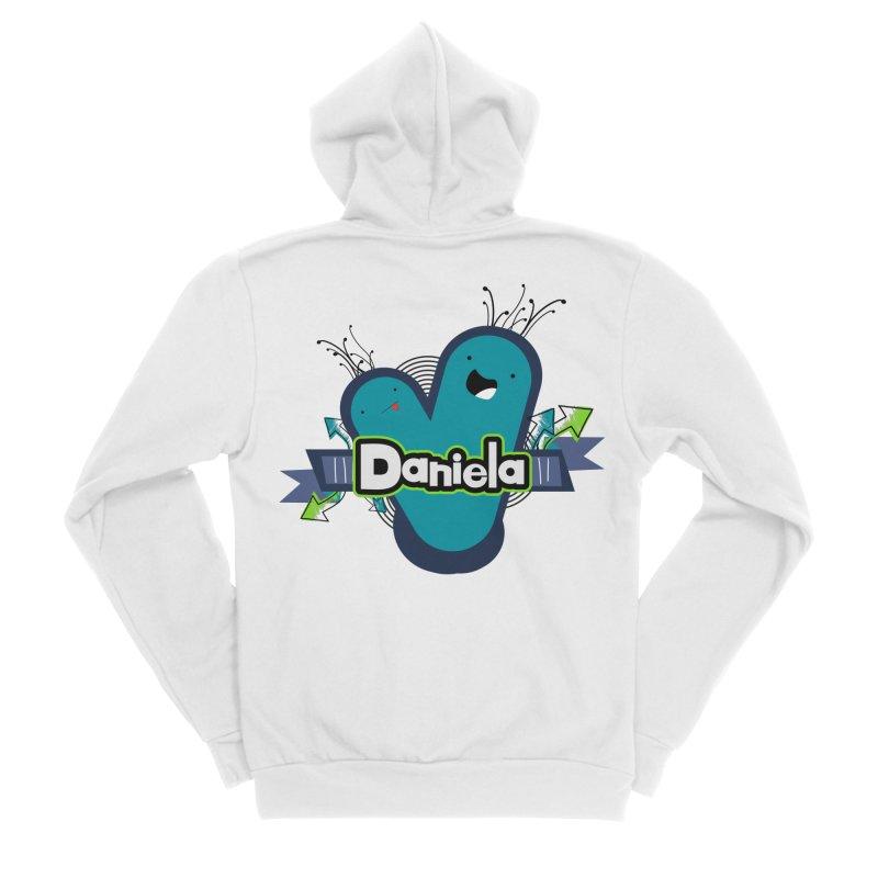 Daniela Women's Zip-Up Hoody by ZuniReds's Artist Shop