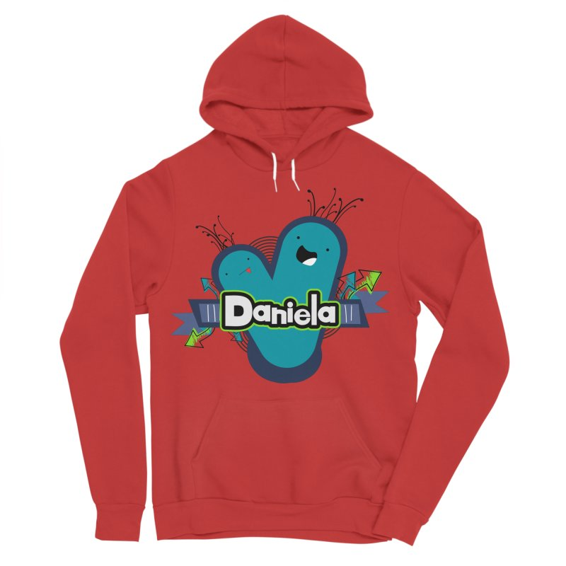 Daniela Women's Pullover Hoody by ZuniReds's Artist Shop