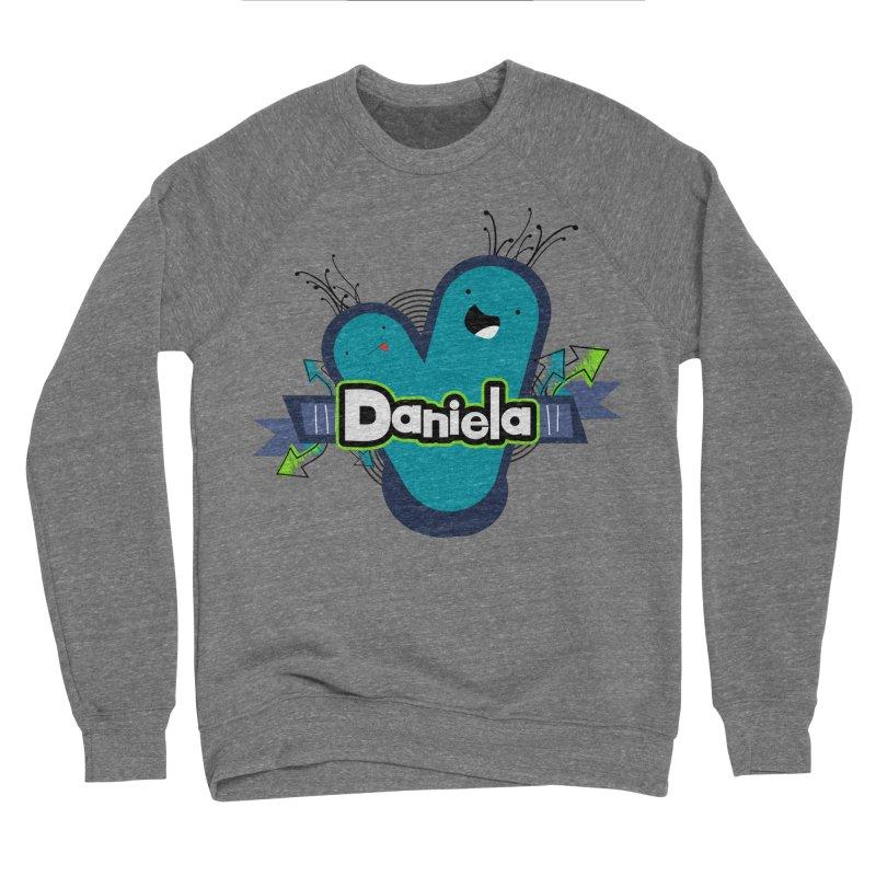 Daniela Women's Sponge Fleece Sweatshirt by ZuniReds's Artist Shop