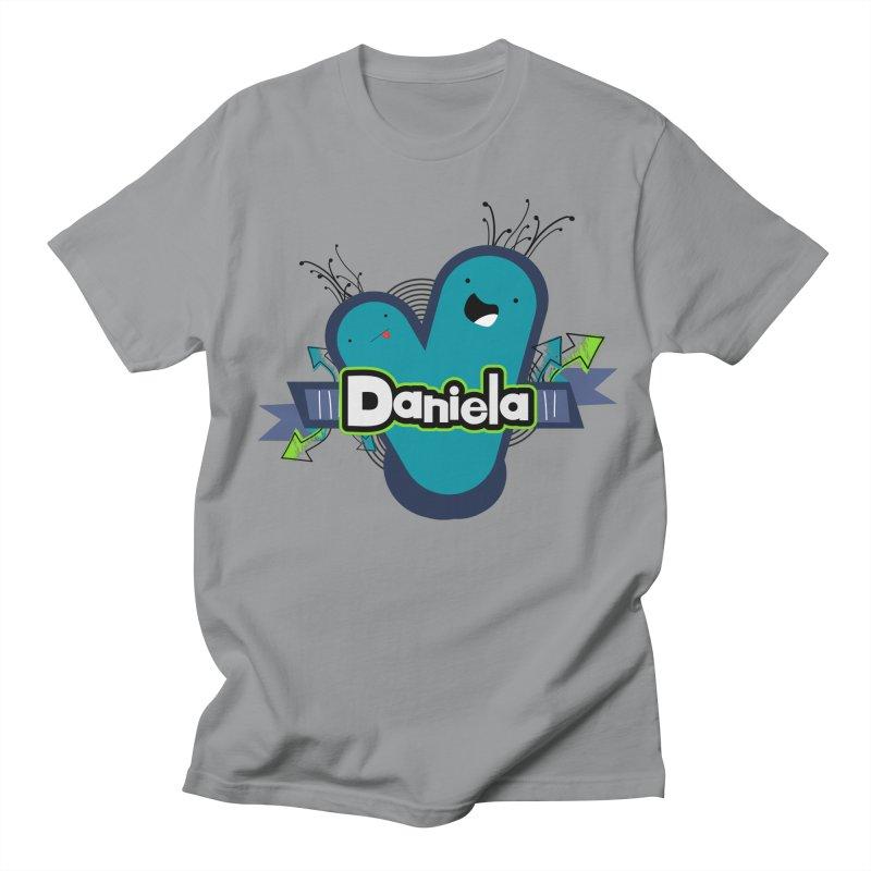 Daniela Women's Regular Unisex T-Shirt by ZuniReds's Artist Shop