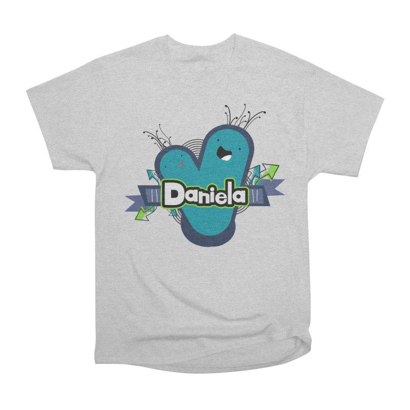 Daniela Women's Heavyweight Unisex T-Shirt by ZuniReds's Artist Shop