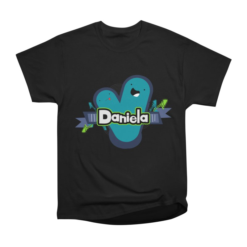 Daniela Women's Heavyweight Unisex T-Shirt by ZuniReds's Artist Shop