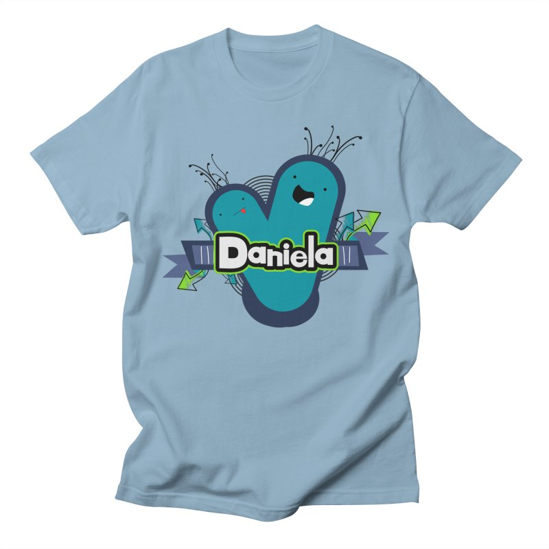 Daniela Women's Regular Unisex T-Shirt by ZuniReds's Artist Shop