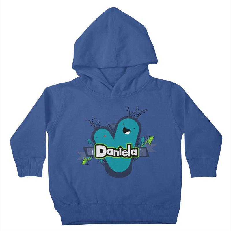 Daniela Kids Toddler Pullover Hoody by ZuniReds's Artist Shop