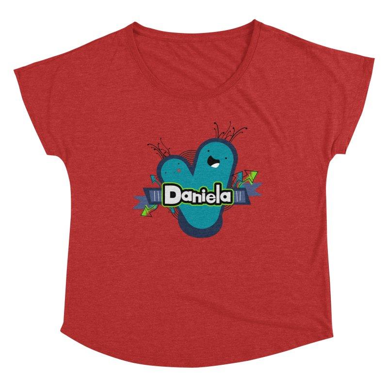 Daniela Women's Dolman Scoop Neck by ZuniReds's Artist Shop