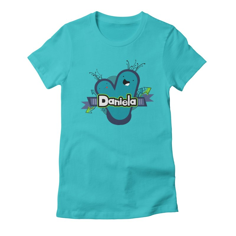Daniela Women's T-Shirt by ZuniReds's Artist Shop