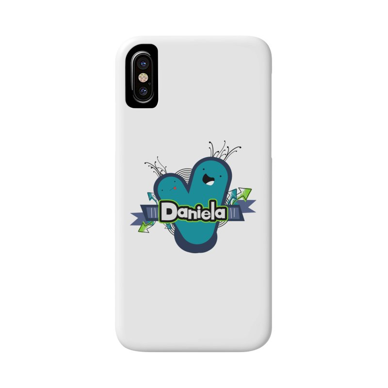 Daniela Accessories Phone Case by ZuniReds's Artist Shop