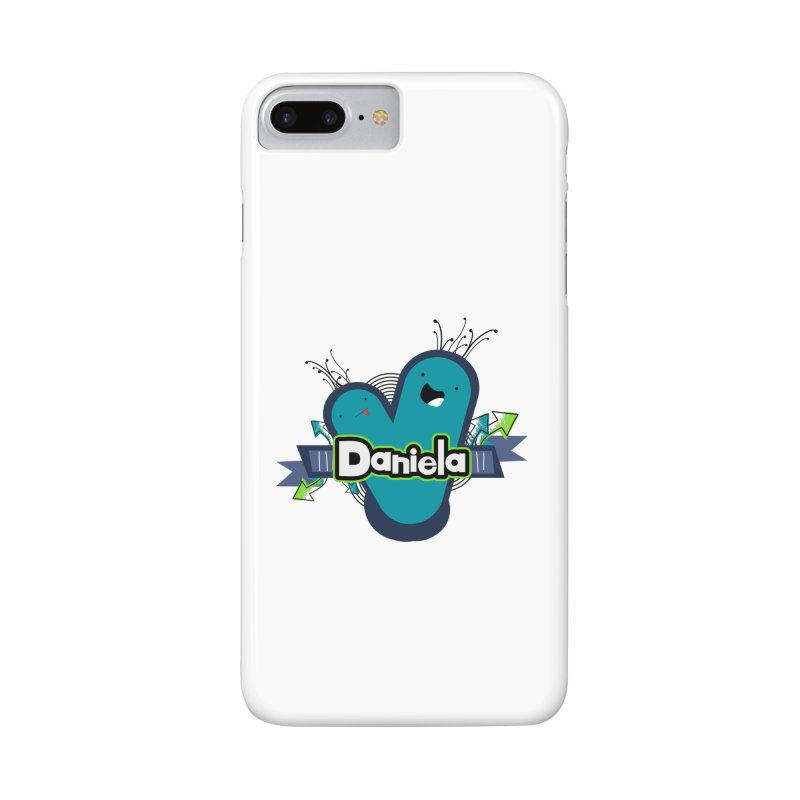 Daniela Accessories Phone Case by ZuniReds's Artist Shop