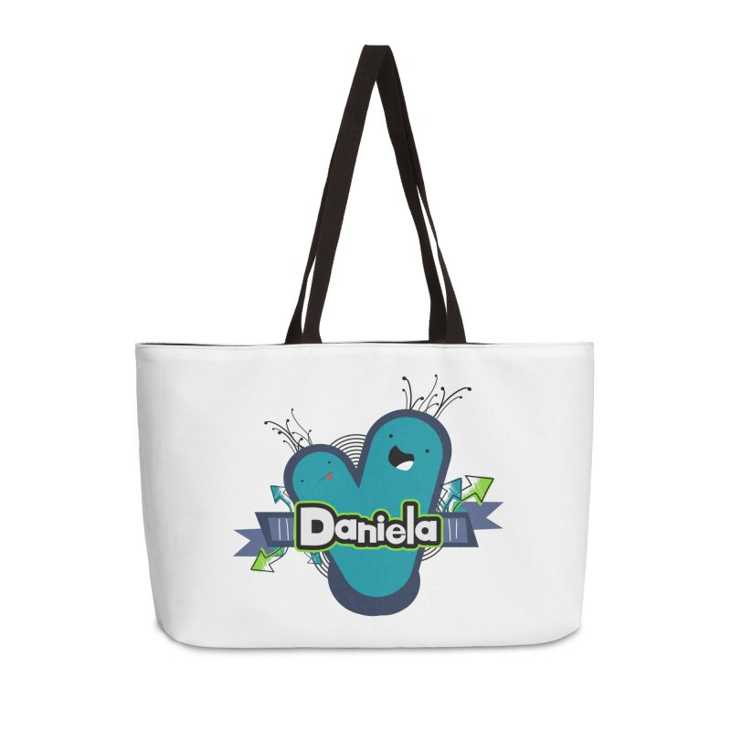 Daniela Accessories Weekender Bag Bag by ZuniReds's Artist Shop