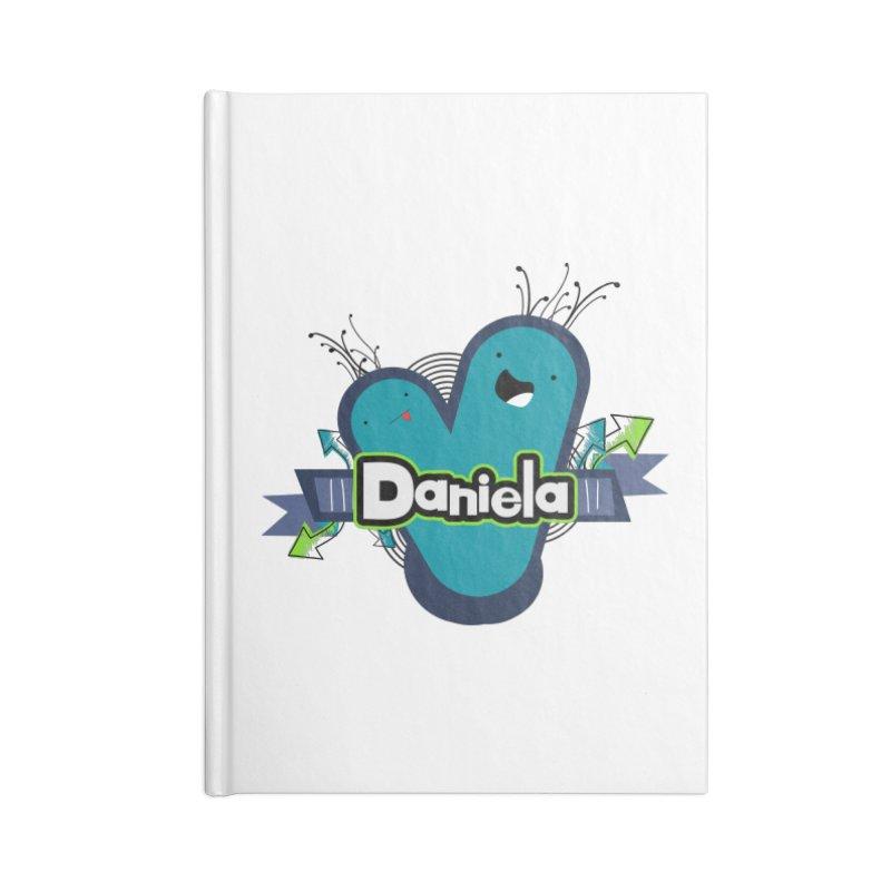 Daniela Accessories Notebook by ZuniReds's Artist Shop